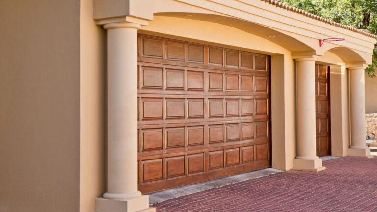 How To Adjust Your Garage Door Tracks