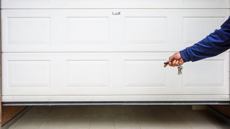 Garage Door Repair in Northwest Edmonton